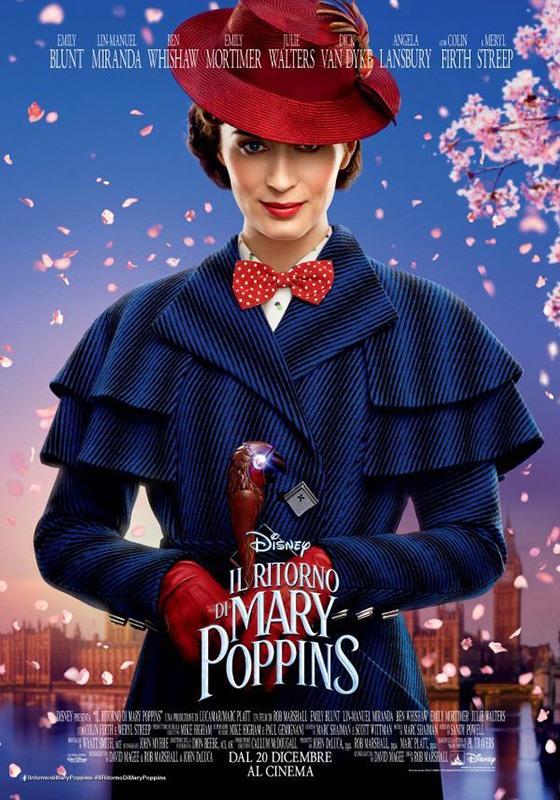Il ritorno di Mary Poppins (2018)