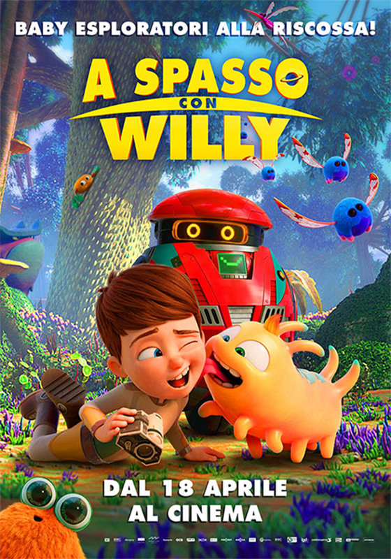 A spasso con Willy (2019)