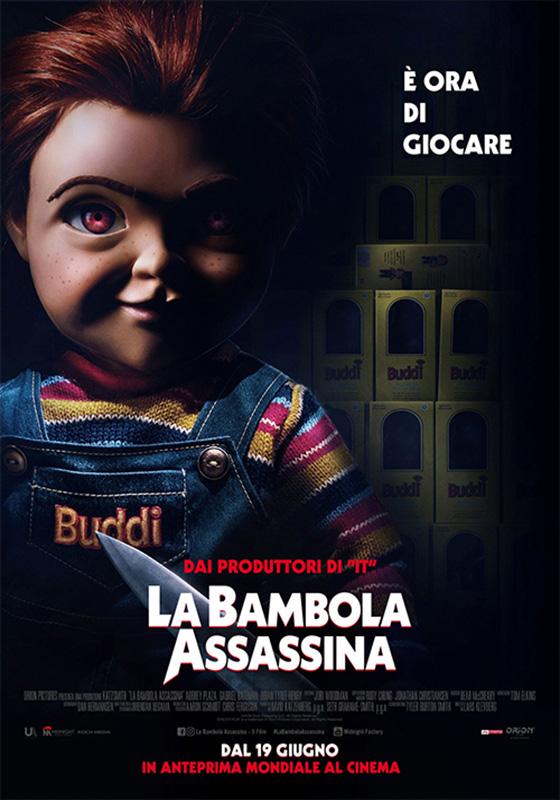 La Bambola Assassina (2019)