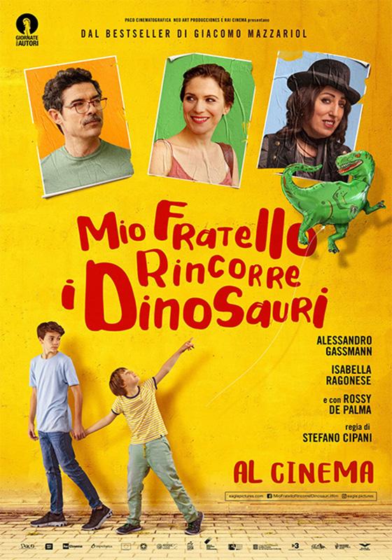 Mio Fratello Rincorre i Dinosauri (2020)