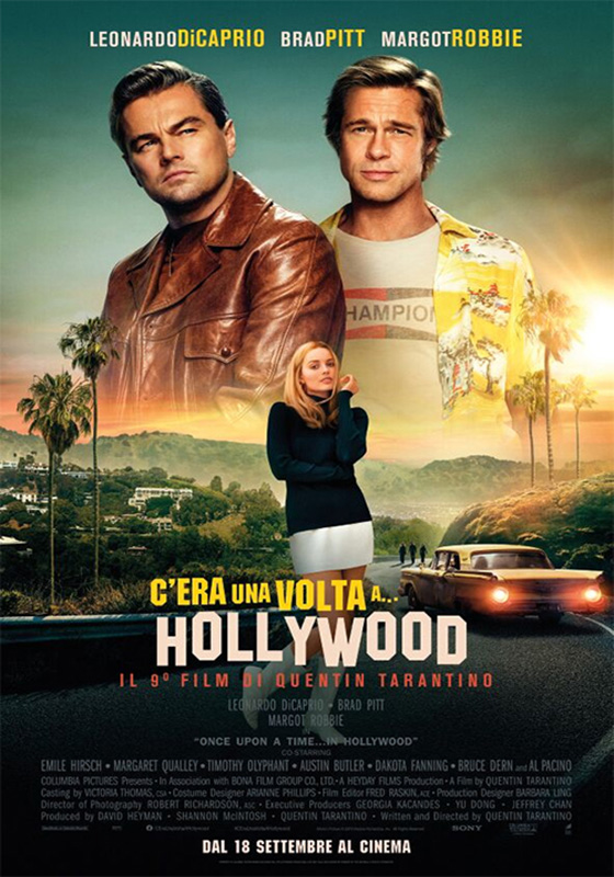 C'era una volta...a Hollywood (2019)