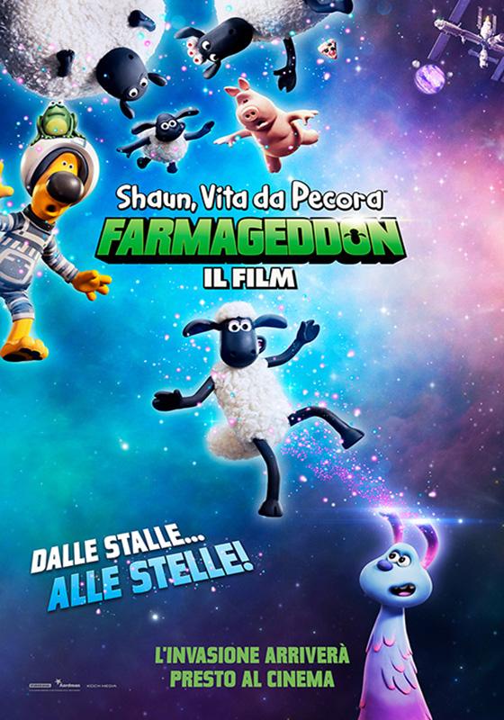 Shaun, Vita da Pecora - Farmageddon Il Film (2019)