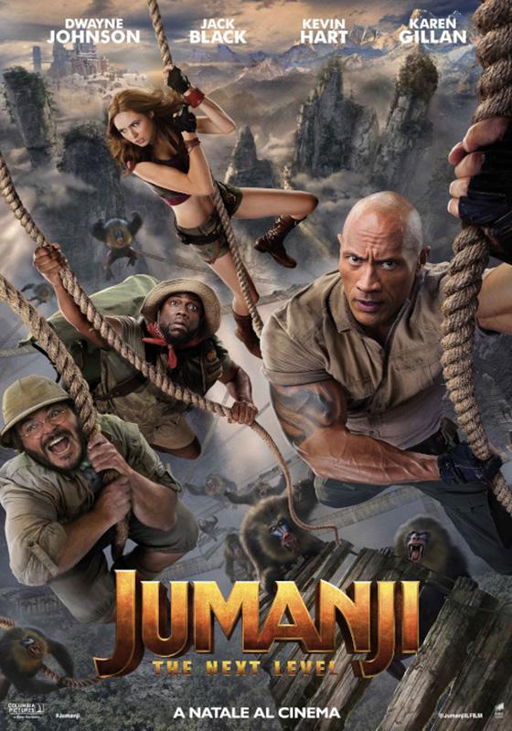 Jumanji - The Next Level (2019)